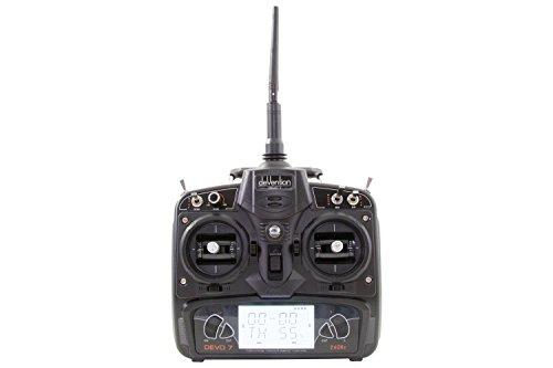 XciteRC 15003900 - FPV Racing Quadrocopter F210 RTF mit Sony HD Kamera, OSD, Akku, Ladegerät und Devo 7 Fernsteuerung, weiß - 8
