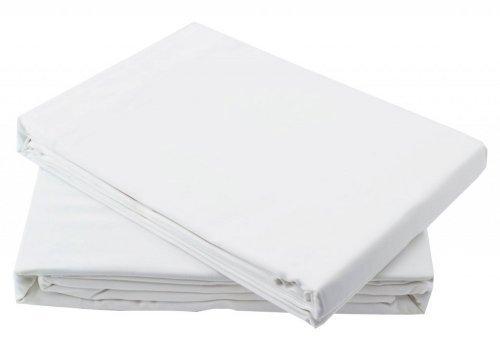 Bettlaken aus ägyptischer Baumwolle, für King Size Betten, Fadenzahl 200
