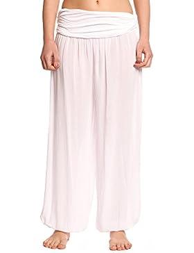 Abbino IG003 Pantalones para Correr para Mujer - Hecho en ITALIA - Colores Variados - Entretiempo Primavera Verano...