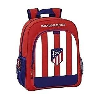 31r1QwRcprL. SS324  - Safta Mochila Escolar Junior Atlético De Madrid Oficial 320x120x380mm