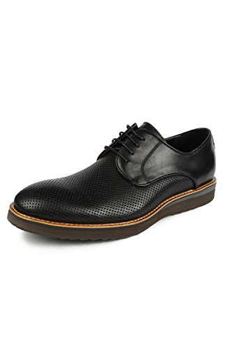 Spunk Men's Leather Derby Shoes