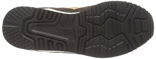 Asics  Gel-Lyte III, Scarpe sportive, Unisex - adulto Dark Brown/Tan 6286