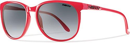 Smith Erwachsene Sonnenbrille Sportbrille MT Shasta 1993 Poppy, L