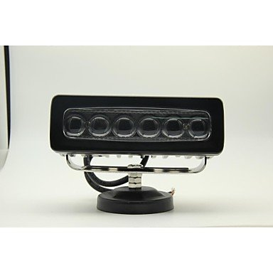 QIGE Led Scheinwerfer Hellen Scheinwerfer Super Suv Veränderte Auto Änderung Scheinwerfer Scheinwerfer Leuchten Weiße (Auto Nebel Maschine)