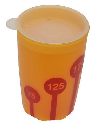 Ornamin 820 / 814 Non-Slip Cup with Scale 230 ml