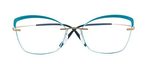 Silhouette tma icon accent rings 5518 ft 5540 occhiali da vista 54/17