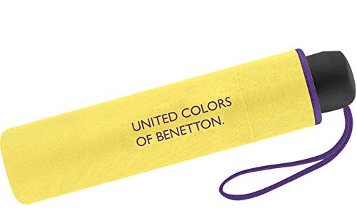 United Colors of Benetton Paragua clásico Amarillo