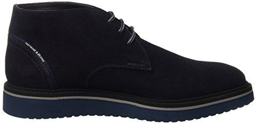 Harmont & Blaine Desert Boot, Chaussures à Lacets Homme Blu (Abisso)