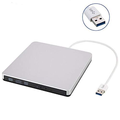 USB 3.0 Pop-up DVD-Brenner 3Gbps SATA-2 Externe Schnittstelle CD +/-RW DVD +/-RW optische Laufwerke, Apple MacBook, Ultrabook, Netbook und Laptop Universal