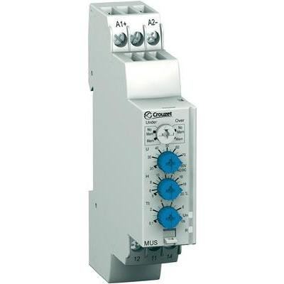 CROUZET C-LYNX - RELE CONTROL TENSION MUS 80AC/CORRIENTE CONTINUA 24-48V
