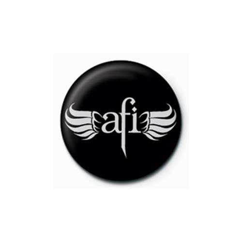 AFI - Badges Wings Logo (in 2,5 cm)