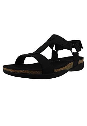 KEEN ANA Kaci T-Strap W Sandalo Black