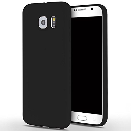 Funda para Galaxy S6,Samsung Galaxy S6 Funda Carcasas Flexible TPU Silicona Mate...