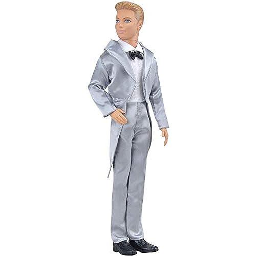 Zantec Vestiti per Barbie Dolls 829bd4c3420e