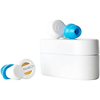 quieton kompakte in ear ohrst psel mit aktiver und amazon. Black Bedroom Furniture Sets. Home Design Ideas