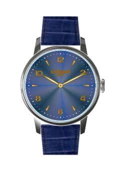 Reloj Solo Tiempo Hombre Locman 1960 clásico cód. 0251A02R-00BLRG2PB