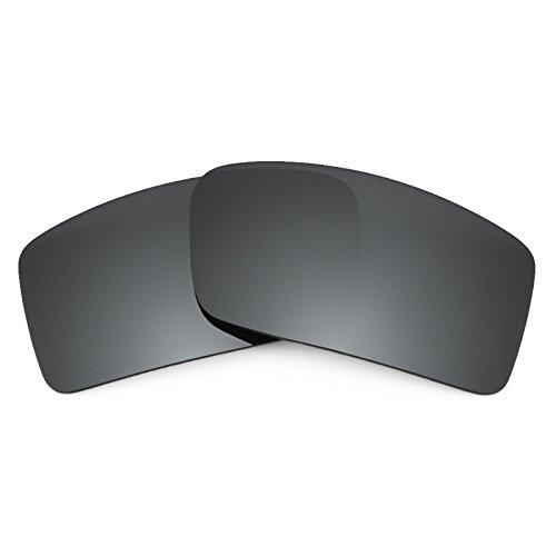 Revant Ersatzlinsen für Oakley Gascan Small Schwarz Chrom MirrorShield®