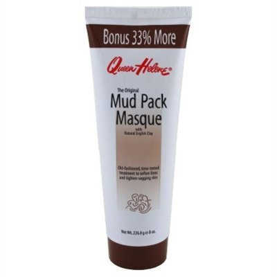 Queen Helene The Original Mud Pack Masque -- 8 oz by Queen Helene (English Manual)