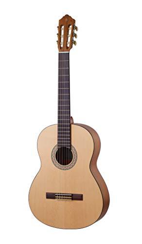 Yamaha C40MII Konzertgitarre natur matt – Hochwertige Akustikgitarre für Einsteiger mit mattem Finish – 4/4 Gitarre aus Holz