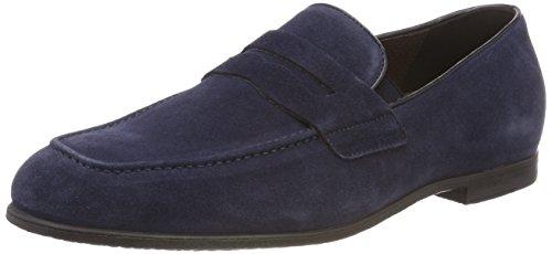Igi&co upi 11024, mocassini (loafer) uomo, blu (blu), 43 eu