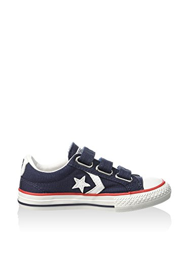 Pantofole bambino, color Blu , marca CONVERSE, modelo Pantofole Bambino CONVERSE STAR PLYR Blu (Blu scuro)