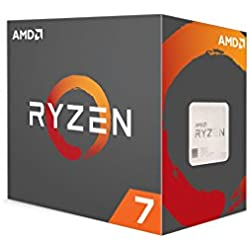 AMD Ryzen 7 1700X - Processore 3,8 GHz - Socket AM4
