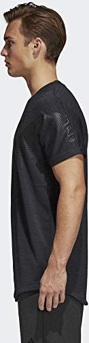 adidas Herren DFB Seasonal Specials Tee T-Shirt, Black/Dark Grey, M