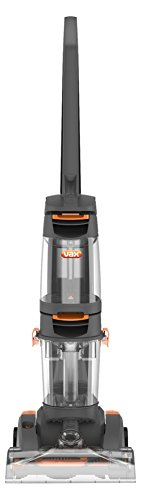 Vax W85-DP-B-E Dual Power Waschsauger, anthrazit/orange, 31 x 32 x 111 cm