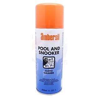 Ambersil 31632 Pool- und Snooker-Tischtuch-Reiniger, 400 ml