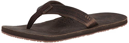 Reef Draftsmen, Men Flip Flops, Brown (Chocolate),9 UK (43 EU) (10 US)