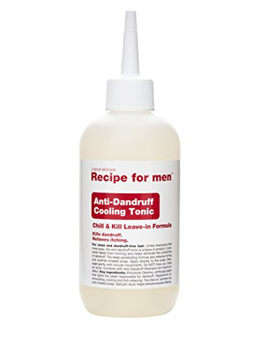 Recipe for Men Anti-Dandruff Cooling Tonic 250 ml