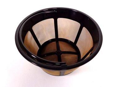 BEEM Permanentfilter gold für die Maschinen Fresh-Aroma-Perfect Thermolux, DUO und Deluxe