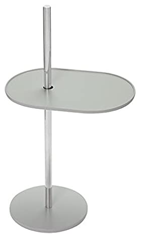Table d'appoint olivo couleur: gris clair