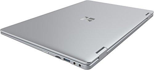 TREKSTOR PRIMEBOOK C11 WiFi Volks Notebook 295 cm 116 Zoll Convertible Notebook Intel Celeron N3350 64GB interner Speicher 4GB RAM Win 10 property QWERTZ Tastatur Notebooks