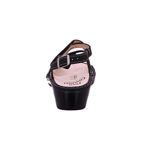 Finn Comfort  02685046099, Sandales pour femme noir noir Noir