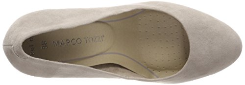 Marco Tozzi 22417, Escarpins Femme Beige (Taupe)