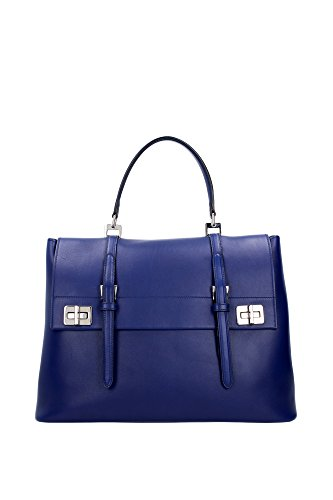 BN2790INCHIOSTRO-Prada-Bolso-de-Mano-Mujer-Piel-Blu
