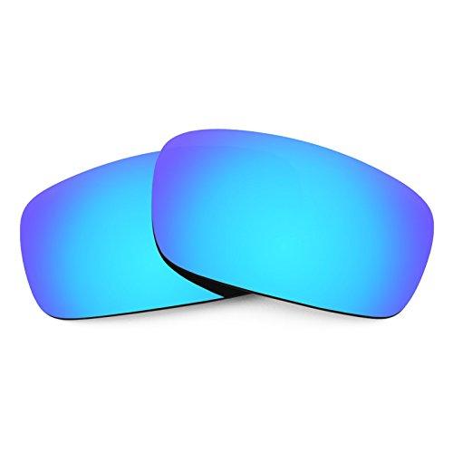 Revant Ersatzlinsen für Oakley Crankshaft Eisblau MirrorShield®