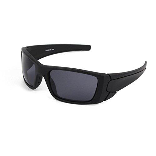 Gafas de sol deportivas--Gafas de Ciclismo--Vovotrade Gafas de sol para hombre Ciclismo Conducción Montar gafas de seguridad Deportes al aire libre Gafas,Gafas de Sol Hombre Polarizadas UV400 Protección (Multicolor C)