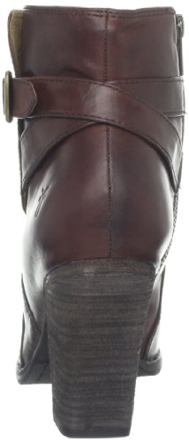 FRYE Womens Patty Riding Bootie, Black, 10 M US Redwood