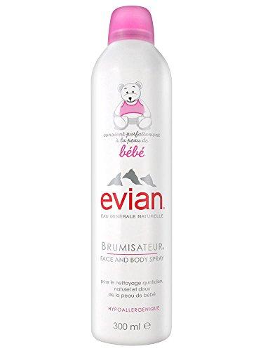 Evian Brumisateur Visage et Corps 300 ml