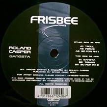 Roland Casper - Gangsta - Frisbee Tracks - FT 024