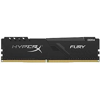 HyperX Fury, Memoria Ram de 8 GB (Ddr4, 2400 MHz, Cl15, Dimm ...