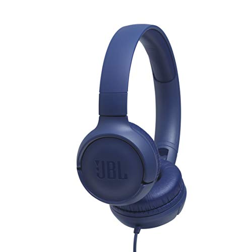 JBL Tune 500 On-ear Blue