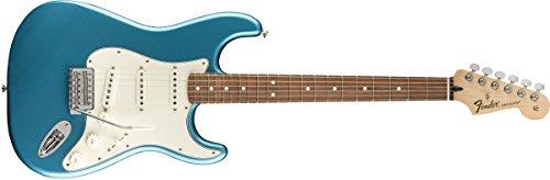 Standard Stratocaster Pau Ferro Fretboard Lake Placid Blue