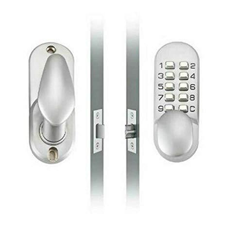 Botón de contraseña numérico de cerraduras de puertas con código m