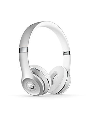 Beats by Dr. Dre Solo 3 Wireless Kopfhörer silber