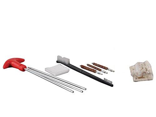 Target House Air Gewehr/Air Soft Air Gun Reinigung Kit Reinigung Pad/Stange/Pinsel Luftgewehr Reinigung & Instandhaltung .177/.22, - Wartung Gun Airsoft