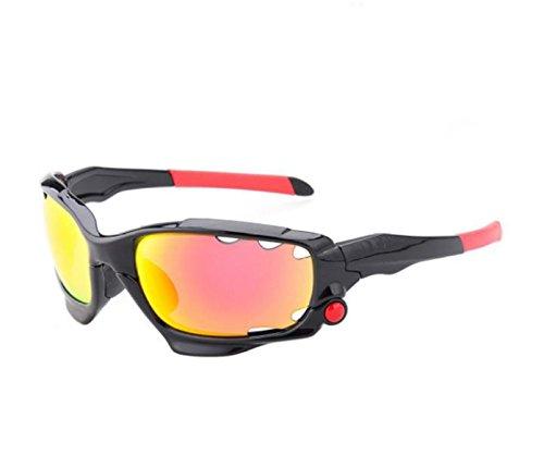 3feca1046f2 Addora Men Anti-UV400 Motorcycle Sunglasses Running Cycling Fishing Golf  Sports Glasses