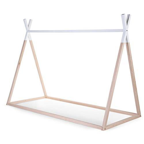 Estructura Tipi de Madera - tamaño cama 90*200